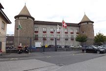 Le Chateau de Morges Et Ses Musees, Morges, Switzerland