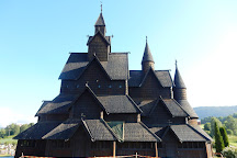 Heddal Stave Church, Notodden, Norway