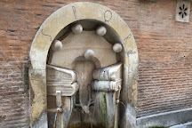 Fontana dei Libri, Rome, Italy