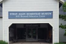 Ethan Allen Homestead, Burlington, United States