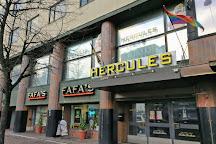 Hercules, Helsinki, Finland