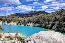 Little Blue Lake, South Mount Cameron, Australia