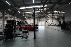Tynecastle Garage