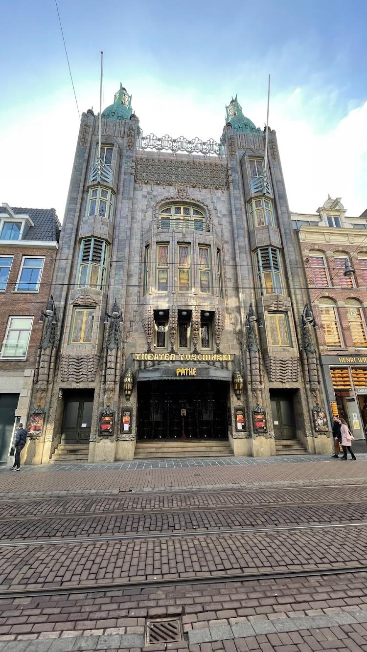 Pathé Tuschinski Amsterdam