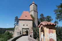Zvikov Castle, Bohemia, Czech Republic