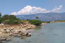 Cleopatra's Beach, Bitez, Turkey