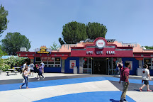 Six Flags Magic Mountain, Santa Clarita, United States