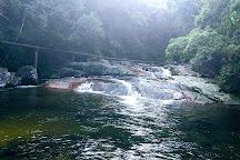 Renata's Waterfall, Ubatuba, Brazil
