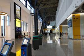 Аэропорт  Astana TSE