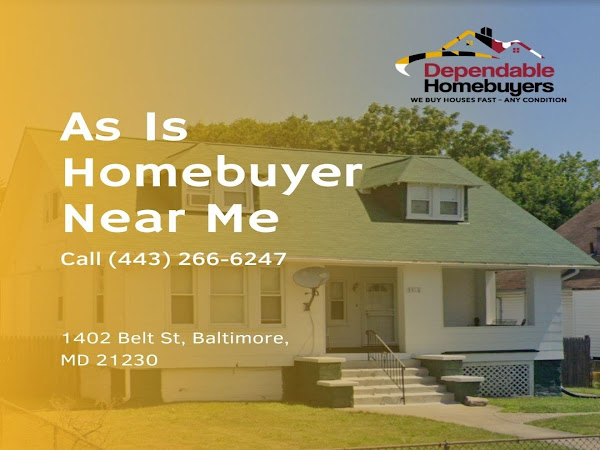 sell a house without repairs