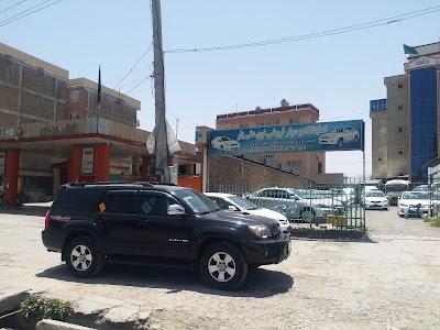 تانک تیل ولی عصر (عج) Wali Asr Petrol Pumb