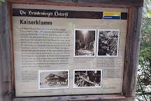 Kaiserklamm, Brandenberg, Austria