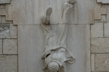 Mansfeld Peter Memorial, Budapest, Hungary