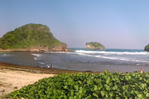 Goa Cina Beach, Malang, Indonesia