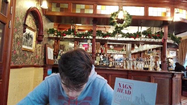 McMullens Pub