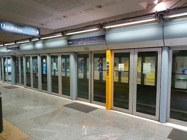 Metro-Porta Nuova