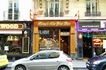Harry's New York Bar, Paris, France