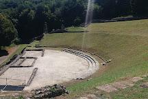 Theatre Gallo-Romain des Bouchauds, Saint-Cybardeaux, France