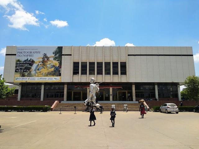 Musée national de Lusaka