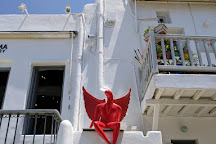 Minima Gallery, Mykonos, Greece
