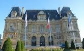Hôtel de Ville на фото Парижа