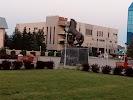 """Филиал АО """"ТАТМЕДИА"""" """"Редакция газеты """"Дуслык"""" (""""Дружба"""", """"Туслах"""") на фото Нурлата"""