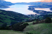 Banks Peninsula, Christchurch, New Zealand