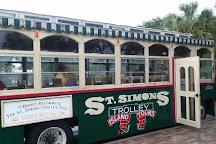 Saint Simons Colonial Island Trolley Tours, Saint Simons Island, United States