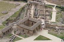 Sitio arqueológico Pinkuylluna, Ollantaytambo, Peru