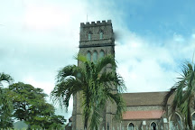 Saint George with Saint Barnabas Anglican Church, Basseterre, St. Kitts and Nevis