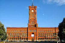Rotes Rathaus, Berlin, Germany