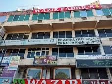 Dr Zarina Khan & Dr Naeem Khan Clinic islamabad