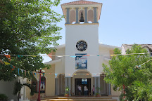Parroquia Catolica de San Jose, Puerto Morelos, Mexico
