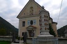 Church of St. Margaret, Bohinjska Bela, Slovenia