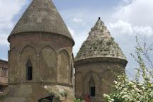 Uc Gumbetler (Three Tombs), Erzurum, Turkey