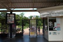 Parc Floral Orleans, Orleans, France