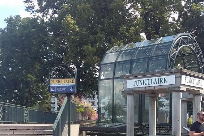 Funiculaire de Thonon-les-Bains, Thonon-les-Bains, France