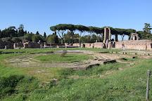 Palace of Domitian (Domus Flavia), Rome, Italy