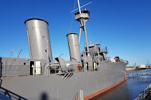 HMS Caroline, Belfast, United Kingdom