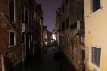 Rio Di San Lorenzo, Venice, Italy