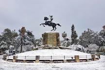 Monumento a Garibaldi, La Spezia, Italy