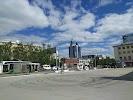 Кинотеатр им. В. Маяковского, Октябрьская улица на фото Новосибирска