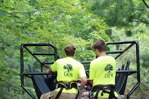 Wildwood Rush Zip Line Canopy Tour, Boyne City, United States