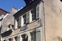 Maison natale de Louis Pasteur, Dole, France