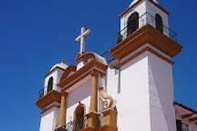 The Guadalupe Church, San Cristobal de las Casas, Mexico