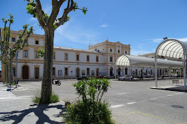 Железнодорожная станция   Vilanova i la Geltrú