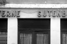 Taverne Gutenberg, Lyon, France