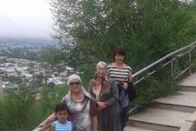 Mountain Sulaiman-Too, Osh, Kyrgyzstan