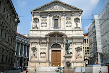 San Fedele Church, Milan, Italy