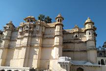 City Palace of Udaipur, Udaipur, India